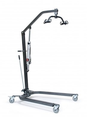 Lumex Hydraulic Lift - Black/Silver by Graham-Field