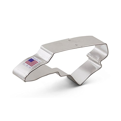 - Ann Clark North Carolina Cookie Cutter - 4 Inches - Tin Plated Steel