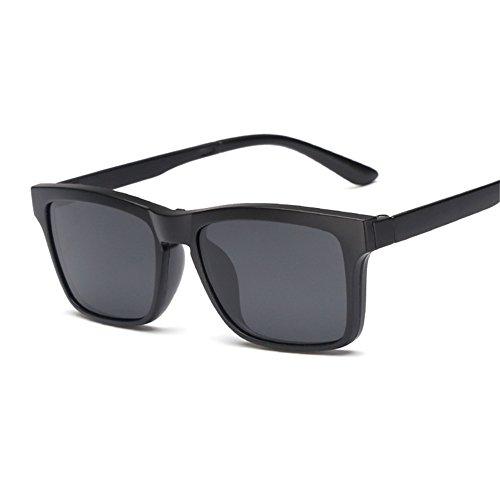 139 ultra de de 147 ligeras las Gafas de la sol sol polarizadas m de NIFG C 44m unisex manera gafas wPfZqzxn