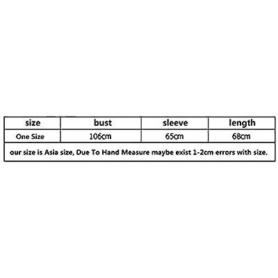 Pingrog Mujer Pullover Punto Manga con Larga Cordones con V-Cuello con Estilo único Pullover Elegantes Moda Espesor Termica Asimetricos Hem Sweater Jerseys Otoño Invierno: Ropa y accesorios