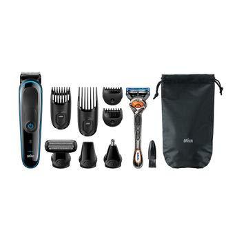 Braun Multi Grooming Kit MGK3080 9 in 1 Head to Toe Trimming Home   Kitchen