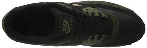 Leather 90 Nike Scarpe Multicolore medium Olive Max Corsa Air black sequoia Da 014 Uomo t1RERrwqx