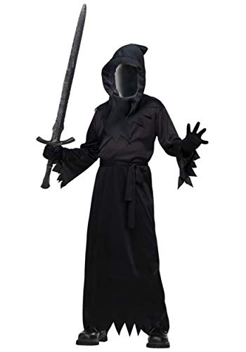 Big Boys' Haunted Mirror Ghoul Costume - S