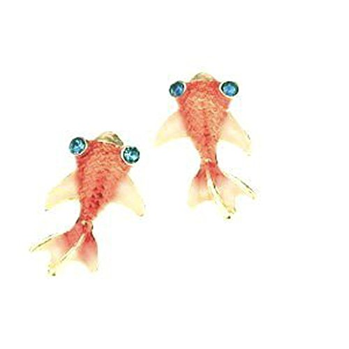 simplifestyle-cute-adorable-goldfish-earrings-studs