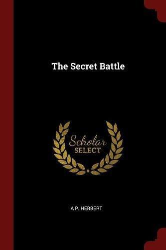 Download The Secret Battle pdf epub