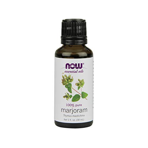 NOW Essential Oils, Marjoram Oil, ()