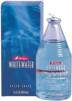 Old Spice Whitwater After Shave 3.4 oz