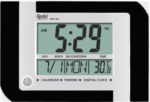Ajanta Digital Clock - Multi Function