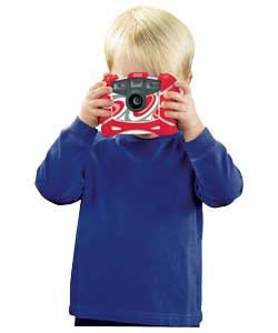 Fisher Price Kid Tough Digital Camera RED