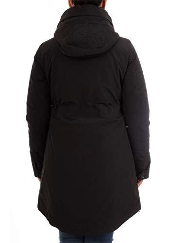 1 Woolrich Eskimo in Military Black 3 Nero Long fqwCaqYx8