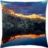 Rocky Mountain Nat'l. Park, Colorado, USA - Throw Pillow Cover Case (18