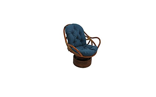 Swivel Rocker Chair Cushion - 9