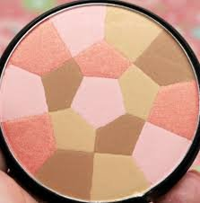 (Pack 2) New York Color Wheel Mosaic Face Powder, 001, Spring Petals 0.32 Ounce