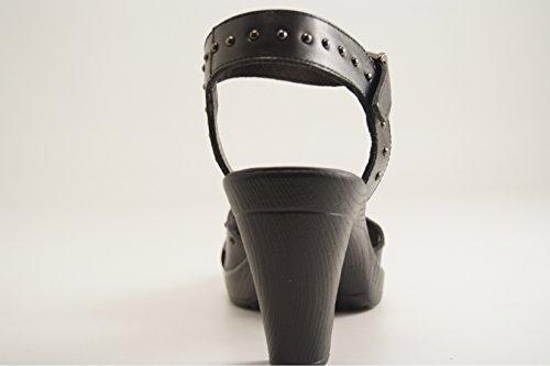 Jusclou Sandale Karston Charles Noir Ix wpBXxZq