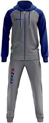 Tuta Iris Zeus Colore Blu/royal Allenamento Sport Sportiva ...