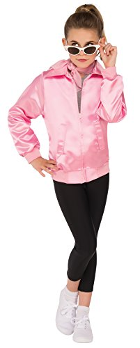 Rubie's Costume Girls Grease Jacket Costume, Large, -