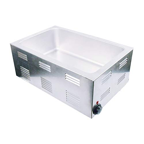 Miraculous Empura Commercial Portable Steam Table Food Warmer 9 25 Home Interior And Landscaping Staixmapetitesourisinfo