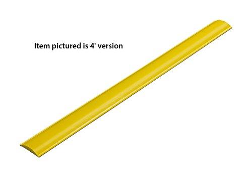 Rumble Strip, Yellow, 6'L x 4