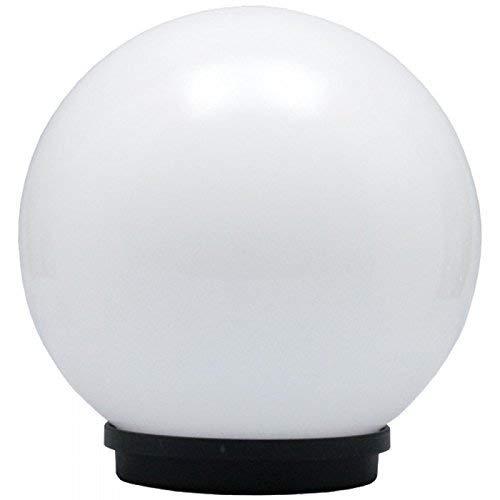 GreyWings Outdoor Waterproof Unbreakable Moon Light Lamp Gate/Pillar/Garden Light, Pole Lamp With LED Bulb (Small, B22)