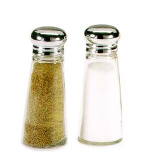 Dripcut Salt (Traex Dripcut Salt and Pepper Shaker 3 oz)