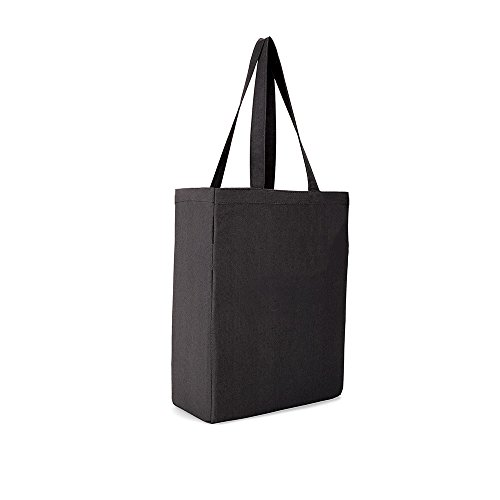 All Purpose Tote - 50 Quantity - $6.80 Each - BRANDED / SCREEN PRINTED with YOUR LOGO / CUSTOMIZED by Sunrise Identity (Image #2)