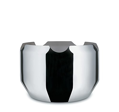 Alessi Noe Ice Tub in 18/10 Stainless Steel Mirror Polished, Silver by Alessi by Alessi