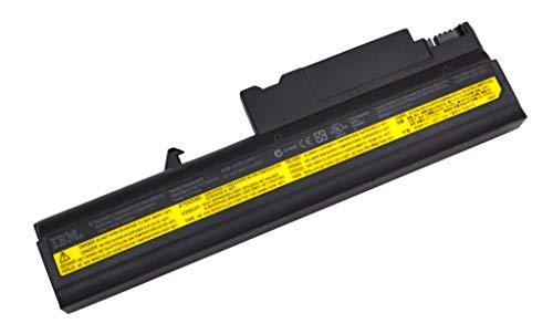10.8V 4.8Ah 6-Cell Li-ion Laptop Battery 92P1090 for IBM Thinkpad R50 R50E R50P R51 R51E R52 T40 T42P T43P (Ibm T42p)