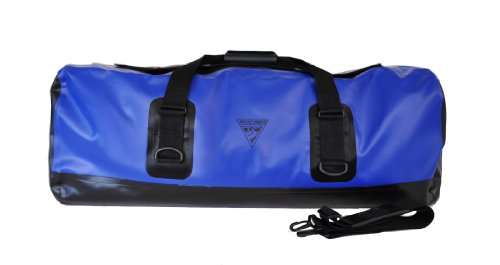 Seattle Sports Downstream Duffel Bag, Jumbo - Blue
