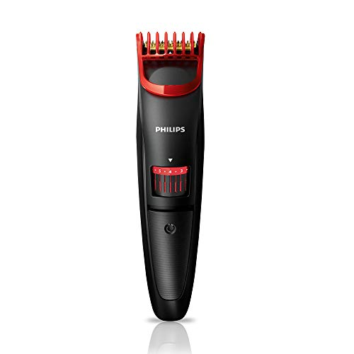 Philips QT4011/15 corded & cordless Titanium blade Beard Trimmer - 20 length settings