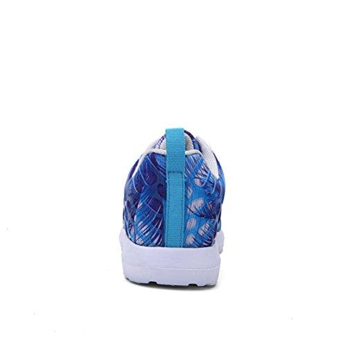 Course Respirant Chaussures Hommes Baskets 4 Casual 41 Couples Occasionnels Bas Chaussures Hommes Color Haut de Femmes Léger Chaussures wOPxRwFv