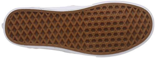 Puk Eu Infilare checkerboard Sneaker 40 Asher Vans white 5 Multicolore Sepia Rose Donna Classic BgvWxZ