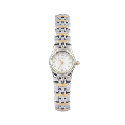 (Sicura Womens Watches SAML 2182-54A Quartz Stainless Steel Two Tone)