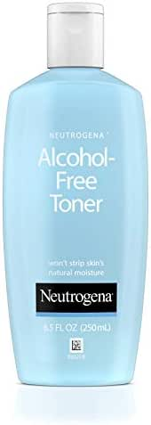 Neutrogena Oil- and Alcohol-Free Facial Toner, with Hypoallergenic Formula, 8.5 fl. oz