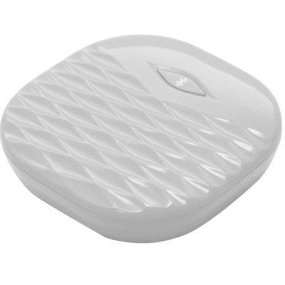 TCL Pulse Vibrating Alarm Clock - White