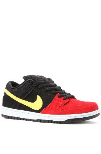 Deportivo Pro university Dunk Zapatos Low Sonic Hombre Sb Red Nike Entrenamiento Estilo Yellow De 3042 222 Para Del Black TnxBF