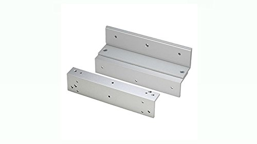 Commercial Access Door Electromagnetic Locks (Z&L Mounting Brackets) For TOLEDO 600LBS. Magnetic Locks Only by Toledo Locks