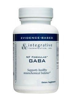 Intégrative Therapeutics - GABA 750 mg 60 gelules
