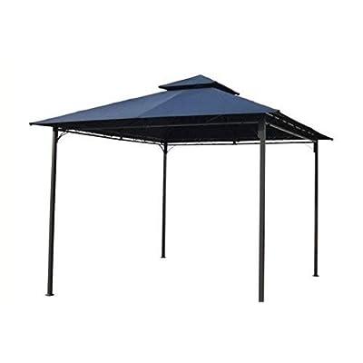 International Caravan Furniture Piece Square Vented Canopy Gazebo: Kitchen & Dining