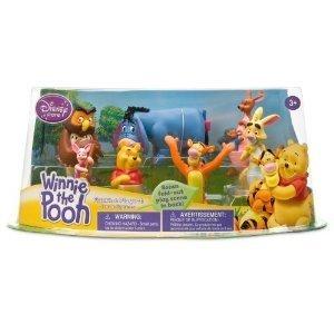 Disney Winnie the Pooh Figurine Play Set -- 7-Pc (200655) ()