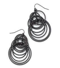 Voltage retired lia sophia earrings
