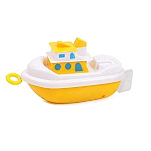 Festiday 1pc Baby Developmental Sale Kids Toy, Kids Bathing Toys Wash Play Cartoon Pull Toys Gift Education Toy for Boys…