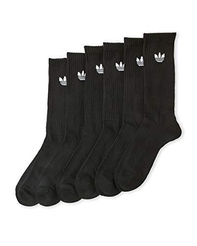 adidas Men's Athletic 6-Pack Crew Socks