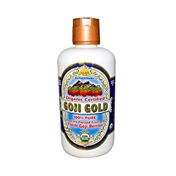 Dynamic Health Juice Goji Gold Organic - 2 Pack
