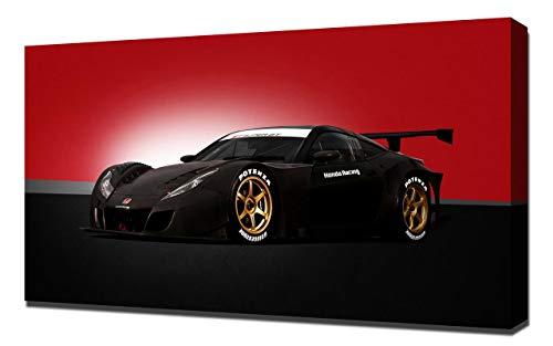 Lilarama USA 2010-Honda-HSV-GT-V3 Canvas Art Print - Wall Art - Canvas Wrap (Hsv Honda)