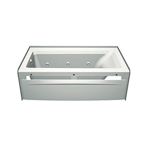 series rectangle skirted whirlpool 19hx36wx60l bathtub right hand d