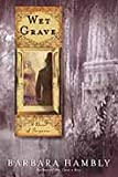 Front cover for the book Wet Grave by Barbara Hambly
