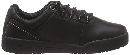 De chef Sanita Unisex Negro 2 Seguridad Zapatos Lace o2 Adulto San black Shoe YAw5grqRw