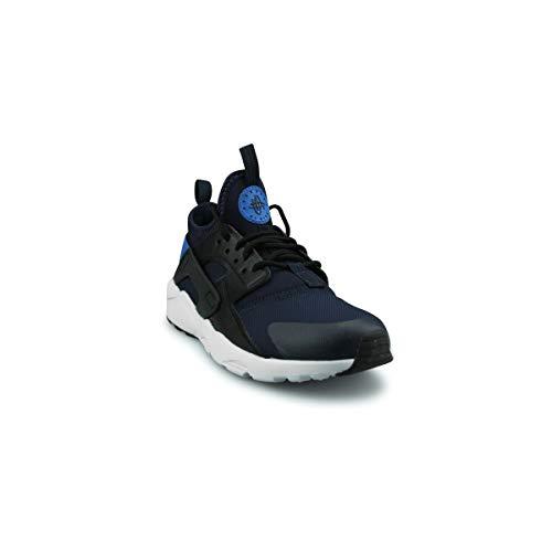 Chaussures Running ps Ultra obsidian Run Huarache signal Blue black Nike De 410 Compétition Garçon Multicolore wIqUYn