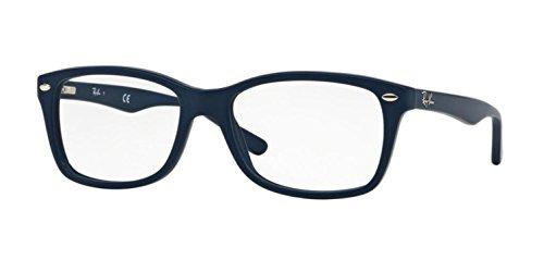 Ray-Ban Women's RX5228 Eyeglasses Sand Blue - Eyewear Ray Ban Prescription