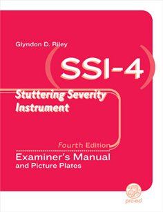 Download SSI-4: Stuttering Severity Instrument pdf